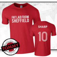 Fat Lad From Sheffield T-Shirt